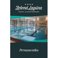 Permanentka bazén 5 vstupov na 1 hodinu